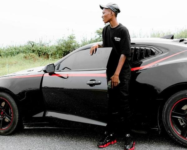 Naira Marley Signee, Zinoleesky Buys Chevrolet Camaro ZL1 Worth N22m - autojosh