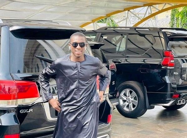 Usman, Abba Kyari's Brother Deletes All Photos On Instagram, Including That Of Luxury Cars - autojosh