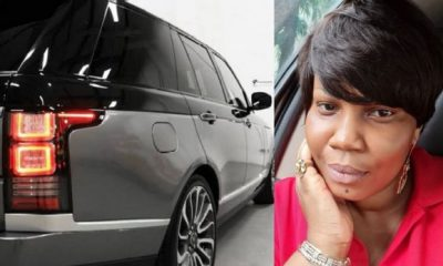 Actress Biodun Stephen Bemoans Her Inability To Buy Range Rover Despite Featuring In Several Films - autojosh