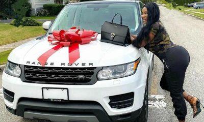 Actress Sonia Ogiri Buys Range Rover Sport, Her Third Car In 7-months - autojosh