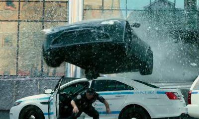 Aston Martin Sacrificed 30 Cars For Mark Wahlberg's New Film 'Infinite', Including Armoured Vantage - autojosh