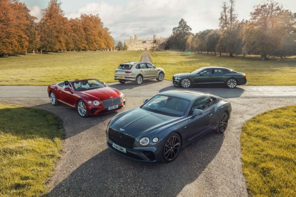 Bentley Post Record Half-Year Performance, Delivers 7,199 Luxury Cars, Bentayga Remains Best-seller - autojosh