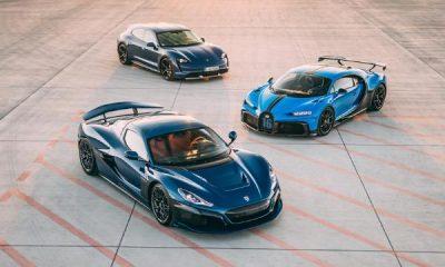 Bugatti Joins Forces With Rimac, Creates A New Automaker, 'Bugatti Rimac' - autojosh