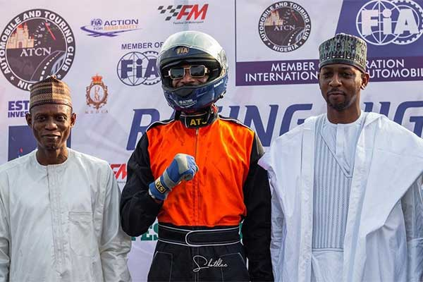 D'Banj Set To Lead The Nigerian Team To The 2021 FIA Motorsport Championship In France