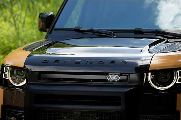 Land Rover Launches Limited Edition Defender Trophy With Off-Road Gear