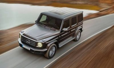 Confirmed : Mercedes Will Become Full-electric Brand By 2030, Electric G-Wagon Will Be Launched In 2024 - autojosh