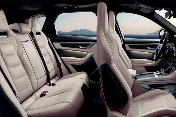 Coscharis Motors Launches 2021 Jaguar F-Pace SVR SUV In Nigeria