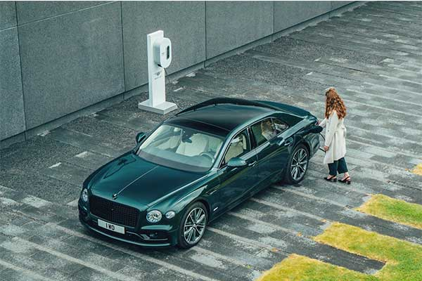 Bentley Launches 2022 Flying Spur Hybrid, The Most Fuel Efficient Bentley Ever