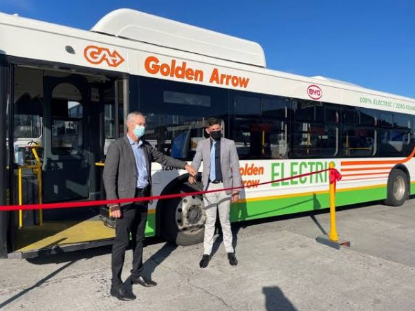 GABS, South Africa's Largest Public Transportation Service Provider, Takes Delivery Of Electric Buses - autojosh