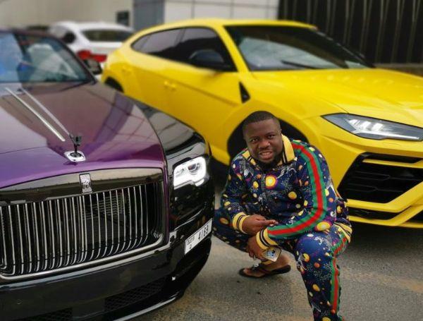 ₦95 Million Wristwatch Worn By Hushpuppi While Cruising Bugatti Was Purchased From Stolen Funds - FBI - autojosh