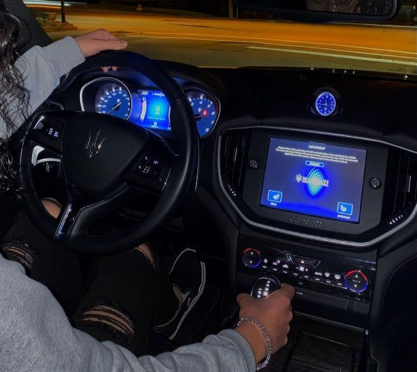 Lady Quit University To Buy A Car Wash, Makes Six Figures, Buys Her Dream Car, Maserati - autojosh