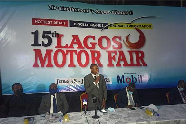 Highlights Of The Just Concluded 2021 Lagos Motor Fair