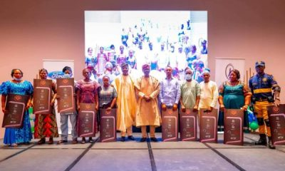 Lagos State Governor Babajide Sanwo-Olu Presents Cars To 10 Distinguished Public Servants - autojosh