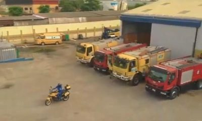 [Watch] LASEMA Shows How It Attends To Emergency Situations With Just A Phone Call - autojosh
