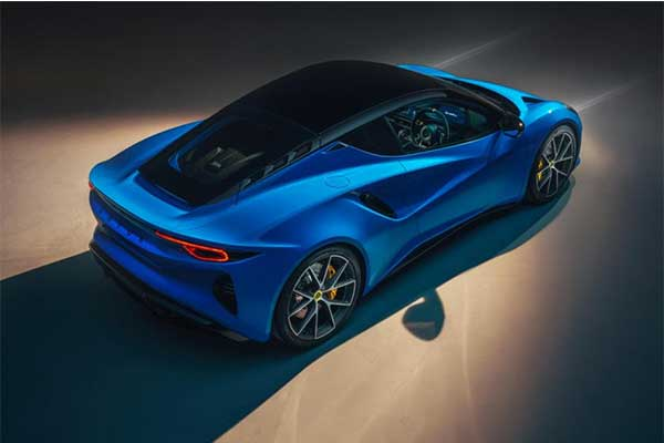 Latest Lotus Emira Sports Car Comes With Toyota And AMG Power