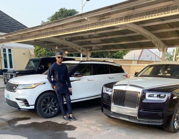 Billionaire Man-Like-Chico Buys Mercedes G-Wagon For Mum, Days After Gifting Himself Lamborghini Urus - autojosh