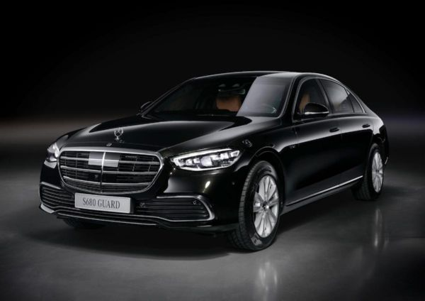 Meet Mercedes-Benz S 680 Guard 4MATIC, The New 4.2-ton Armored Saloon For VIPs And Dictators - autojosh