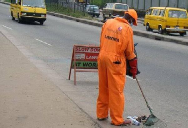LAWMA Warns On Safe Driving After A Sweeper Was Killed By Motorist - autojosh