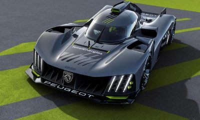 Peugeot Plans To Win 24 Hours Of Le Mans Race In 2022 With This New 9X8 Hypercar - autojosh