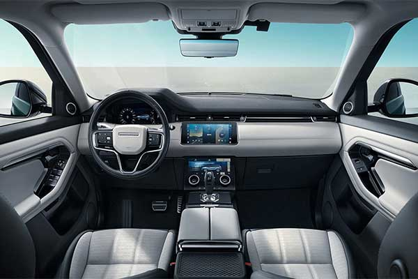 Land Rover Unveils Long Wheel Base Range Rover Evoque L For China