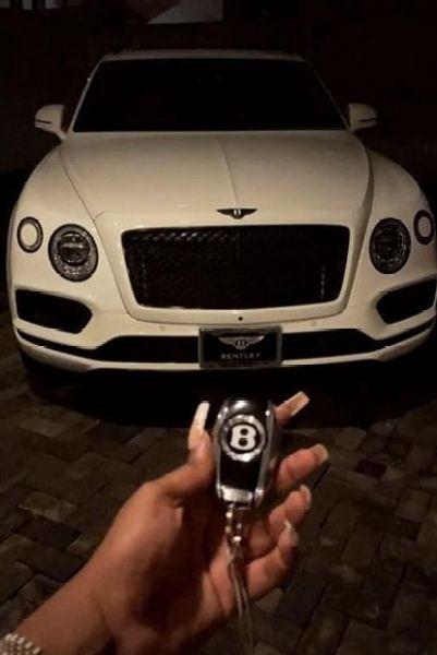 Socialite Sophia Egbueje Buys Bentley Bentayga SUV - autojosh