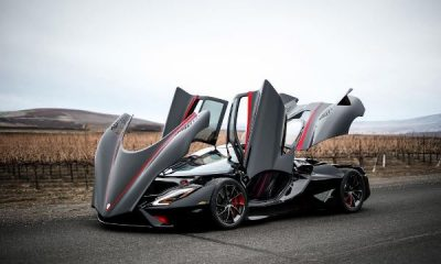 SSC Admits Its 1,750-hp Tuatara Hypercar Didn't Reach The Claimed Top Speed Of 331 mph In October - autojosh
