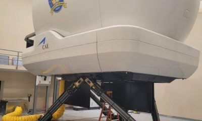 This Full-Motion Flight Simulator Will Help Nigeria Save Billions Training Pilots Overseas - autojosh