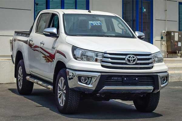 Tonto Dikeh Purchases A Toyota Hilux For Her Man Prince Kpokpogri On His Birthday