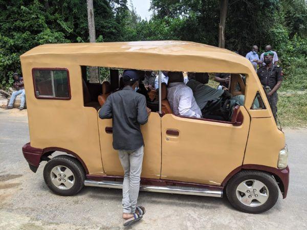 Futminna Sports Car, UNILAG EV, Edo Female Vulcanizer, Here Are Nigerian Automotive News You Missed In July - autojosh