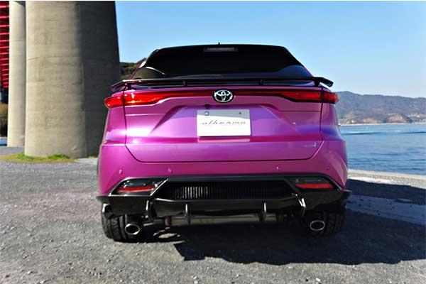 2020 Toyota Venza Transformed Into A Lamborghini Urus (Photos)