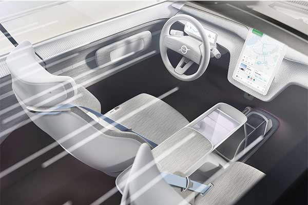 Volvo Launches Concept Recharge EV, A Pioneer For The Brand Moving Forward