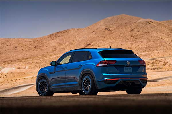 VW Launches The Atlas Cross Sport GT Concept With Rad Styling And 300+ Hp