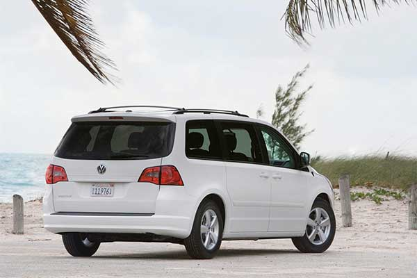 Throwback Thursday: VW Routan, A Minivan That Came And Disappeared