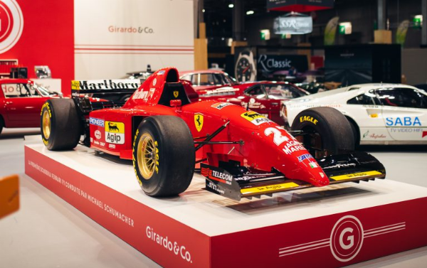 5 Most Expensive F1 Cars Sold At Auction, Including A $29.7m (₦12.2 Billion) 1954 Mercedes - autojosh