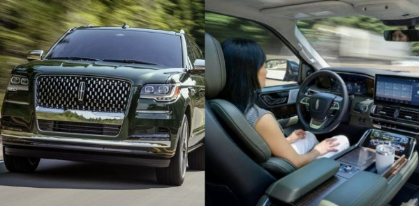 2022 Lincoln Navigator SUV Unveiled With Hands-free Driving Tech - autojosh