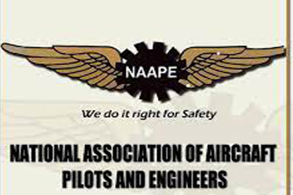 NAAPE Warns Against Paying Pilots By Number Of Flights, Says It's Dangerous