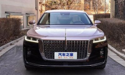 All China's Olympic Gold Medalists Gets Free Hongqi H9 Limousines - autojosh