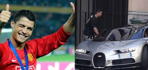 Man U Returnee C Ronaldo Bought Over 15 Cars, Including Veyron, Chiron, Cullinan, Since He Left The Club In 2009 - autojosh