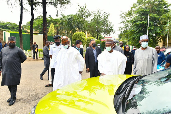 FCT, NADDC To Collaborate On Renewable Energy Powered Transportation Solutions For The Abuja Metropolis - autojosh
