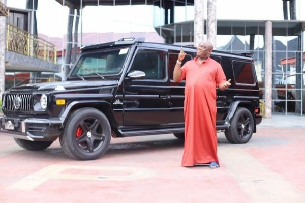 Omega Power Ministries G.O, Apostle Gift Chinyere Chibuzor, Buys Rolls-Royce Phantom Worth ₦300 - autojosh