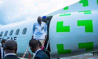 Gov Akeredolu Welcomes Green Africa Airways Into Ondo, Says It Would Boost Economy - autojosh