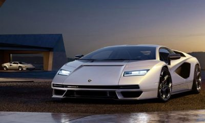 All-new Lamborghini Countach Unveiled As A 814-HP Supercar - autojosh