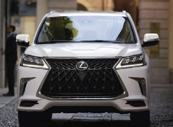 Land Cruiser-based Lexus LX 600 Delayed Due To Chip Shortage - autojosh