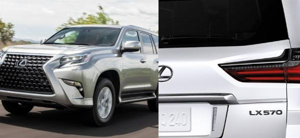 Lexus Model Name Meanings Explained, From LX And GX To GS And ES - autojosh