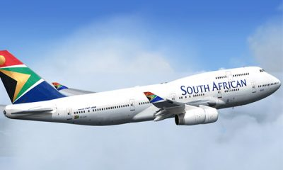 South African Airways Resumes Flight Operations On September 23, 15-Months After It Was Grounded - autojosh