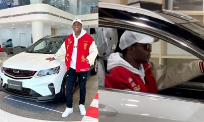 Comedian Sydney Talker Buys Brand New Geely Coolray SUV - autojosh