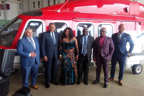 TAL Alleges NCAA Of Not Operating In Line With International Civil Aviation Organization (PHOTOS)