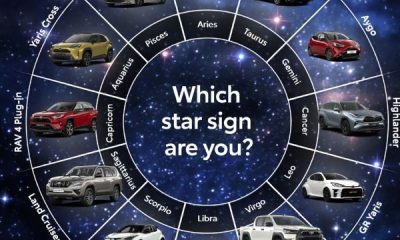 RAV 4 For Capricorn, Corolla For Taurus, Toyota Zodiac Suggests Cars Best Suited For Your Star Sign - autojosh