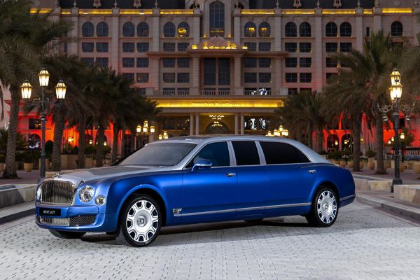 5 Unused And Unregistered Bentley Mulsanne Grand Limousines By Mulliner Are Up For Sale - autojosh