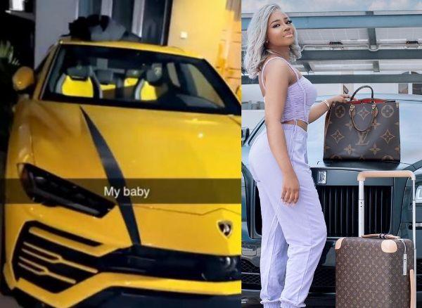 Beunique Boss Isabella Edem Buys N100m+ Lamborghini Urus Luxury SUV - autojosh